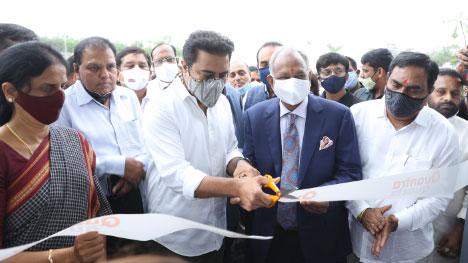 Inauguration of 2nd PESL Unit Quantra Quartz Surfaces Plant